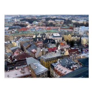 Carte Postale Riga