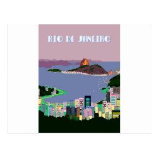 Carte Postale Rio de Janeiro - BRÉSIL