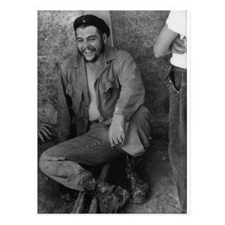 Carte Postale Rire de Che