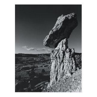 Carte Postale Roche de équilibrage, Nouveau Mexique