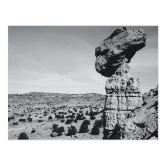 Carte Postale Roche de équilibrage, Nouveau Mexique 2