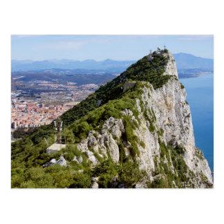 Carte Postale Roche du Gibraltar