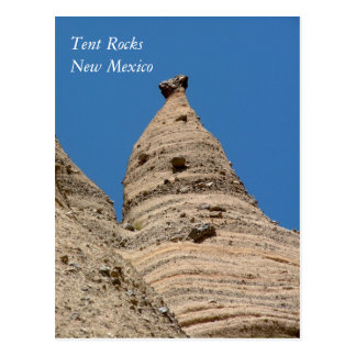 Carte Postale ROCHES du Nouveau Mexique
