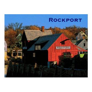 Carte Postale Rockport (carte postale de motif #1)
