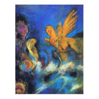 Carte postale :  Roger et angélique officinale 2