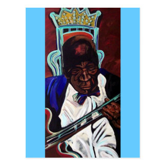 Carte Postale Roi
