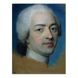 Carte Postale Roi de Louis XV de la France et de la Navarre,