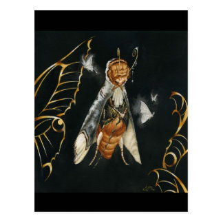 Carte Postale Roi des papillons