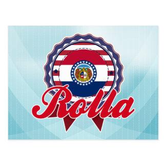Carte Postale Rolla, MOIS