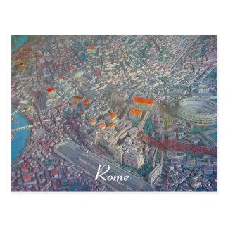 Carte Postale Rome antique