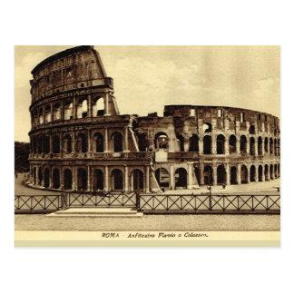 Carte Postale Rome, Colosseum 1890