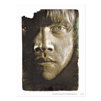 Carte Postale Ron Weasley 1