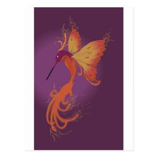 Carte Postale Ronflement Phoenix