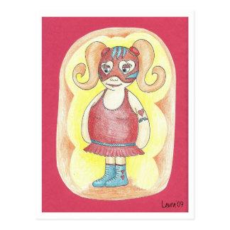 Carte Postale Rosita Corazón Sangrante