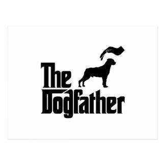 Carte Postale Rottweiler