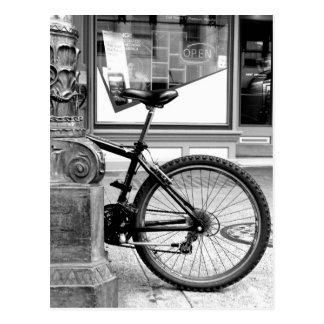 Carte Postale Roue de vélo