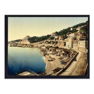 Carte Postale Route de Corniche, I, photo de cru de Marseille,