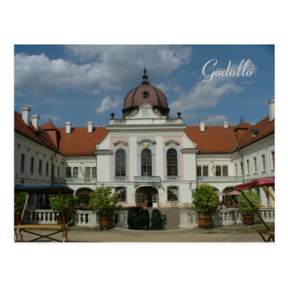 Carte Postale Royal Palace