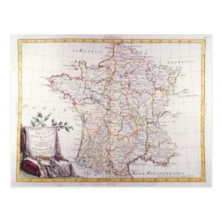 Carte Postale Royaume de la France