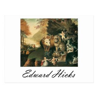 Carte Postale Royaume pacifique de ploucs d'Edouard