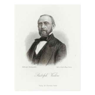 Carte Postale Rudolph Virchow