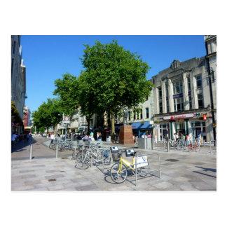Carte Postale Rue Cardiff de la Reine
