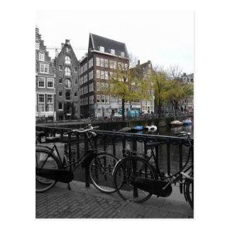 Carte Postale Rue d'Amsterdam