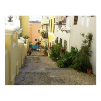 Carte Postale Rue de San Juan