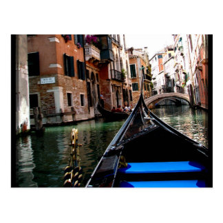 Carte Postale Rues de Venise