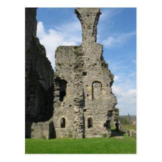 Carte Postale Ruines de château de Richmond