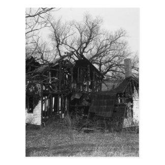 Carte Postale Ruines de ferme