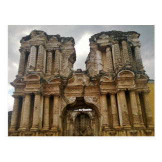 Carte Postale Ruines de l'Antigua Guatemala