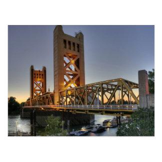 Carte Postale Sacramento 2
