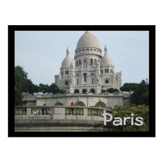 Carte Postale Sacré-Cœur
