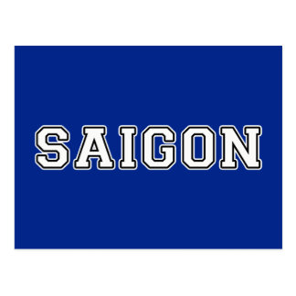 Carte Postale Saigon