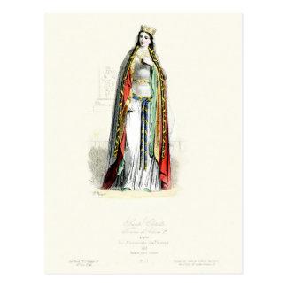 Carte Postale Saint Clotilde