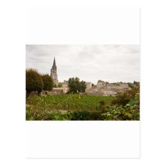Carte Postale Saint Emilion