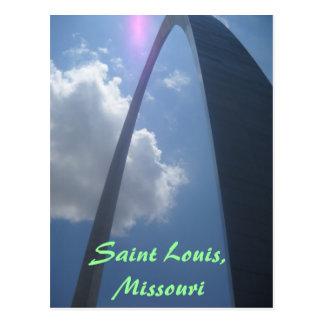Carte Postale Saint Louis, Missouri