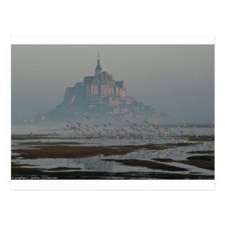 Carte Postale Saint Michel de Mont