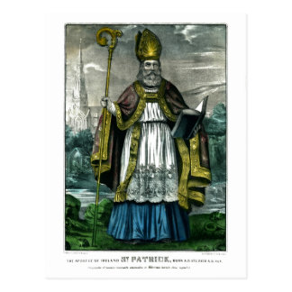 Carte Postale Saint Patrick