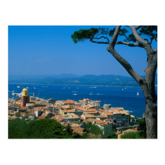 Carte Postale Saint Tropez