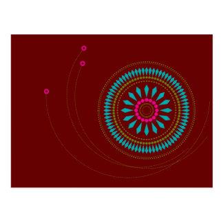 Carte Postale Salutations de Diwali