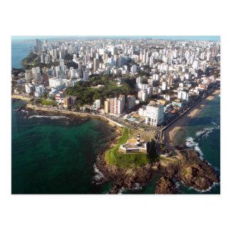 Carte Postale Salvador - Vu Aérien