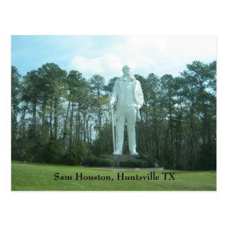 Carte Postale Sam Houston, Huntsville TX