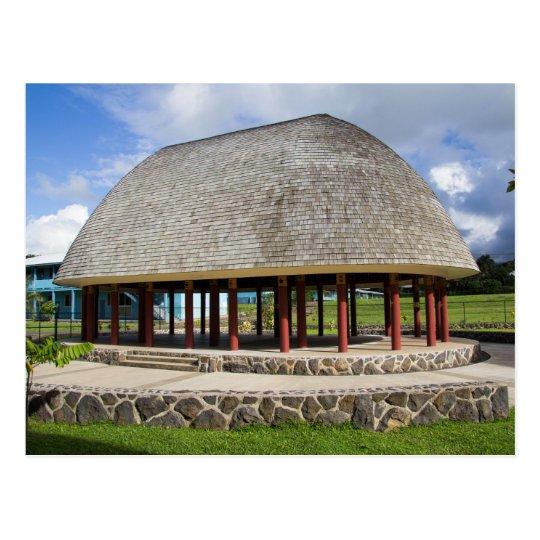 Carte Postale Samoa - Architecture