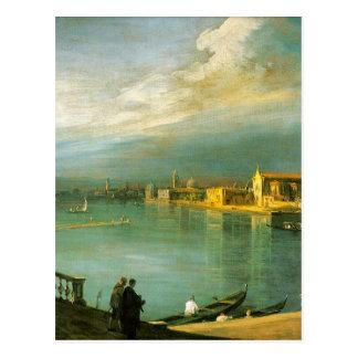 Carte Postale San Cristoforo, San Michele et Murano par