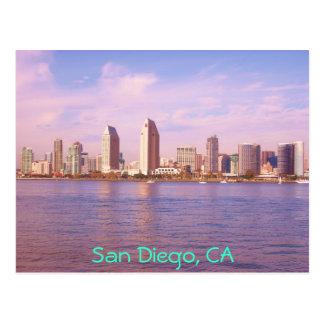 Carte Postale San Diego, CA