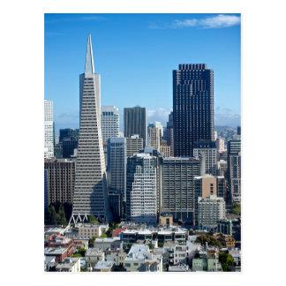 Carte Postale San Francisco