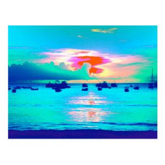 "Carte Postale ""San Juan Del Sur Nicaragua """