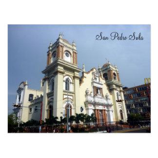 Carte Postale San Pedro Sula